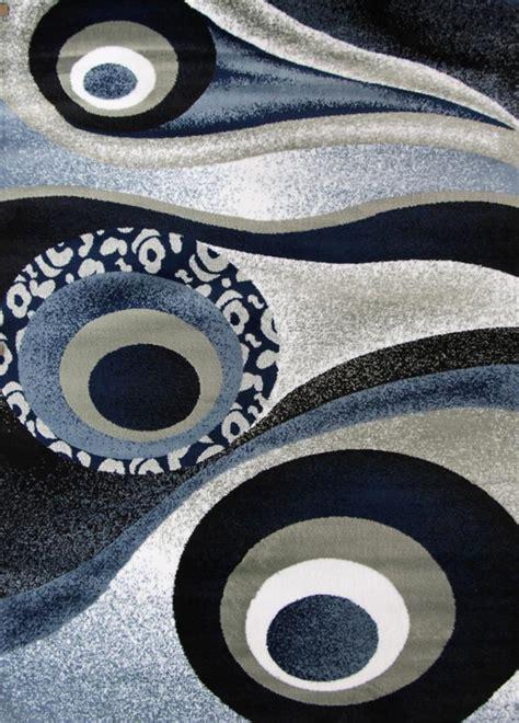 purple gray and black area rug 1504 white purple gray black modern area rug comteporary abstract carpet new ebay