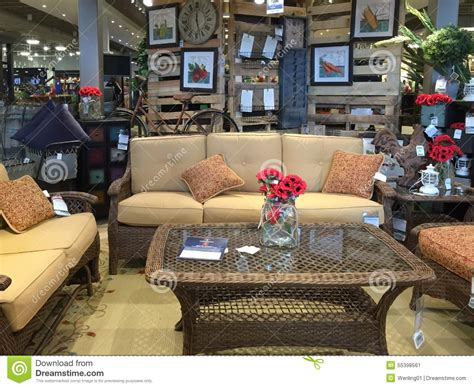 furniture industry nice modern home furniture selling editorial image