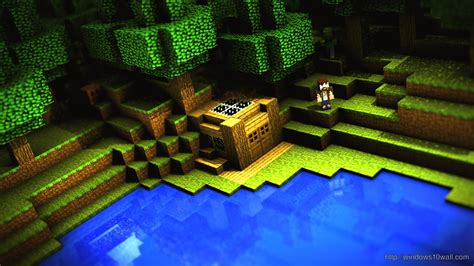 wallpaper windows 10 minecraft minecraft windows 10 wallpapers