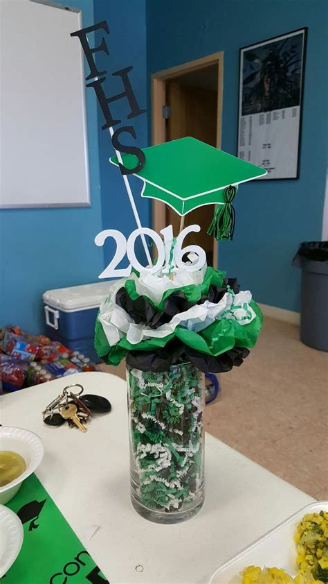 graduation centerpieces with pictures 17 best ideas about graduation centerpiece on