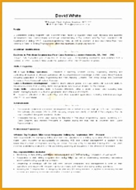 Resume Template Word South Africa 6 Cv Template In South Africa Free Sles Exles