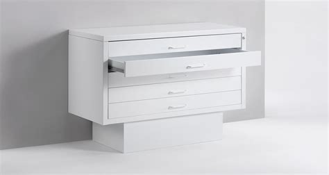 Flat Drawers by Archival Flat Drawer Cabinets Shop And Museum Drawer