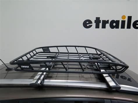 Toyota Roof Basket Toyota Rav4 Thule Roof Cargo Basket Steel 49 Quot X