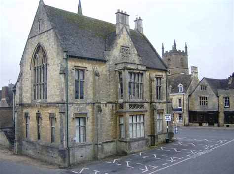 English Cottage House file stow on the wold market hall geograph org uk