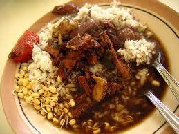 resep nasi rawon komplit enak khas surabaya jawa timur
