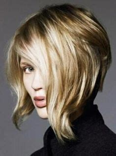 hair longer in front than back 1000 images about angled bob on pinterest textured bob
