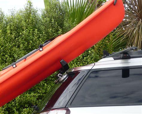 Canoe Roof Rack Loader by Malone K Rack Kayak Canoe Loader Lift Assist Modules