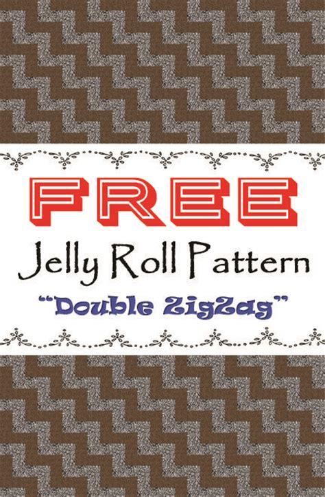 double zig zag quilt pattern double zig zag jelly roll pattern jelly roll pattern e