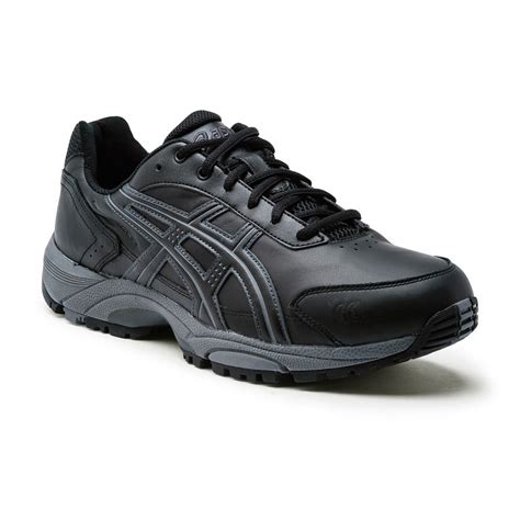 asics gel melbourne oa 2e mens walking shoes