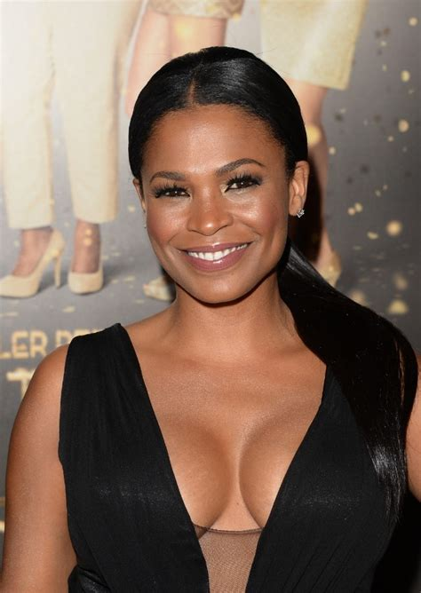 empire show actress with short hair nia long snags new role on season 3 of empire