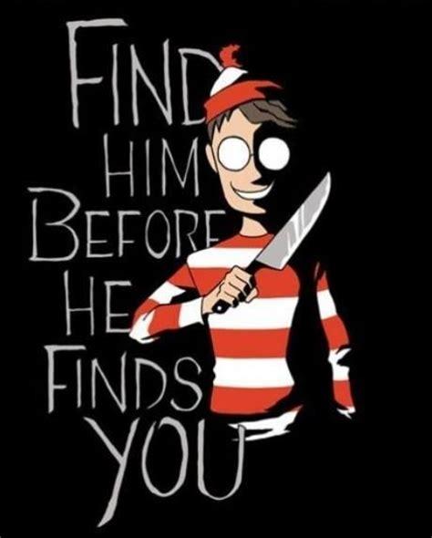 Wheres The Cutlery by Where S Waldo Knife Where S Waldo Where S Wally