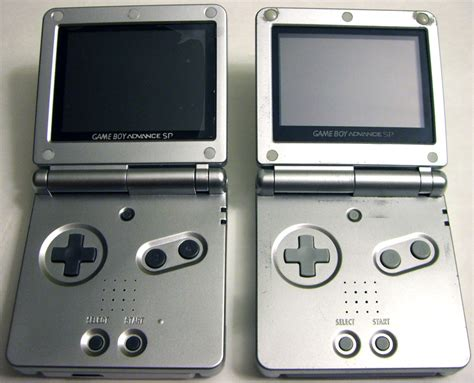 gameboy advance sp colors gameboy advance sp ags 101 specific colors gamecollecting