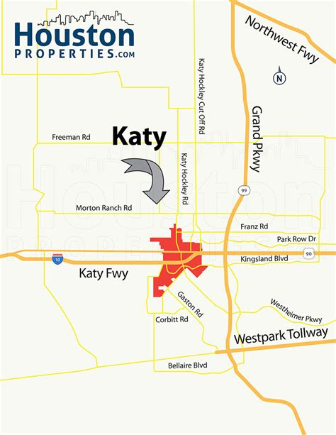 katy texas map guide to katy neighborhood real estate homes for sale