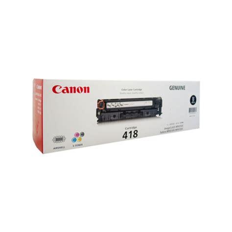 Toner Sinar Jaya Toner Canon 418 Black Sinar Jaya Toner Menerima Jual