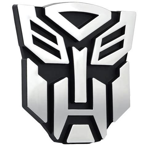 Transformers Motorrad Aufkleber by Transformers Autobots Logo Symbol Auto Aufkleber Emblem