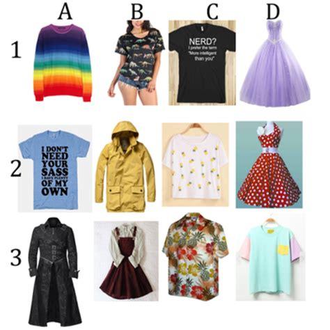 cloth meme clothing meme 1 by laraisacantaloupe on deviantart