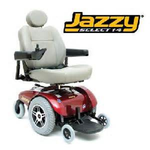 Wheel Chair Battery Jazzy Select 14 Power Wheelchair