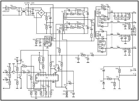 Power Supply Switching Modulr Oscilator Gacun printer friendly 4hv org