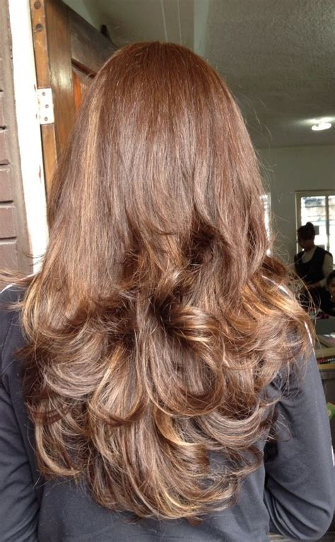 hairstyles brown hair with caramel highlights brown hair with caramel highlights hair and make up
