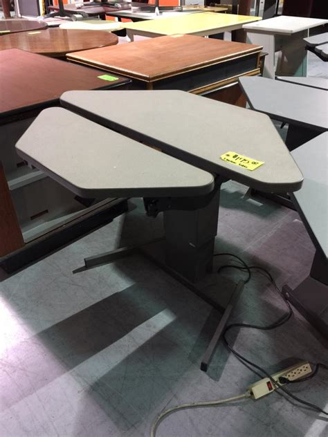 used sit stand desk used sit stand desk 28 images used sit stand desks by