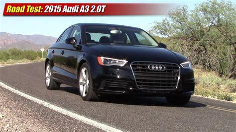 2015 Audi A3 2 0t Quattro Test Motor Trend Road Test 2015 Audi A3 2 0t Quattro Testdriven Tv