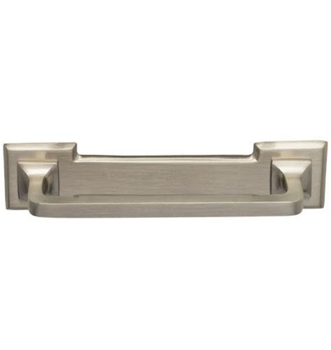 mission drawer pull with backplate goes with the other