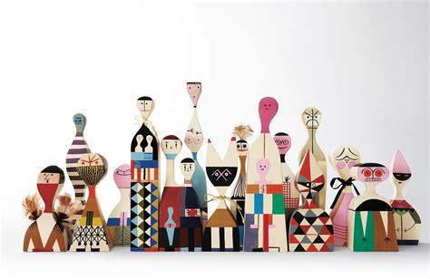 Wooden Dolls by Girard Wooden Dolls Herman Miller