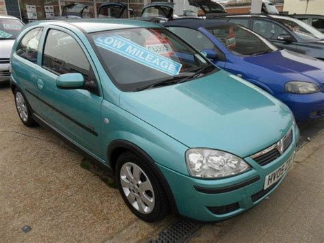 vauxhall green vauxhall corsa pictures images photos carvet info