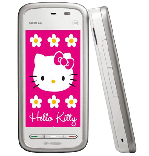 imagenes para celular tactil gratis nokia 5230 hello kitty un m 243 vil t 225 ctil muy coqueto