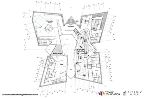 titanic floor plan gallery of titanic belfast civicarts todd architects 72