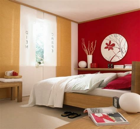 red bedroom walls decorating ideas 25 fancy bedroom wall decor ideas for inspiration