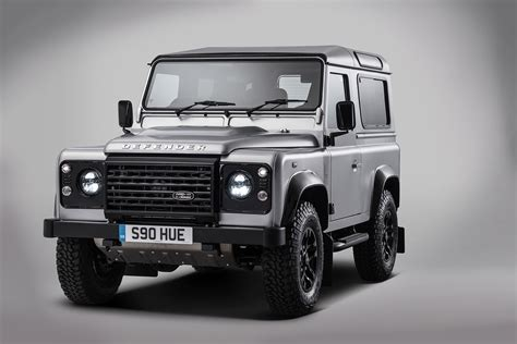 land rover defender 2015 land rover defender celebrates 70th anniversary with