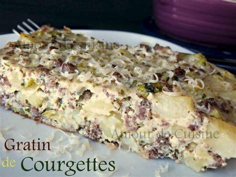 gratin de courgettes recette de cuisine alg 233 rienne samira