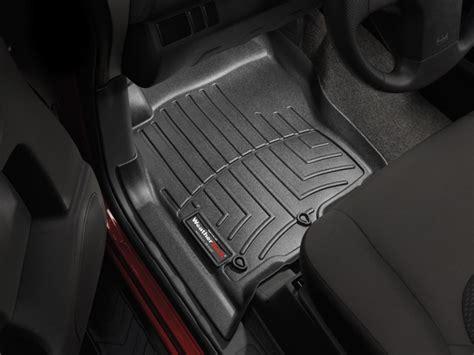 weathertech floor mats floorliner for nissan xterra 2005 2015 black ebay