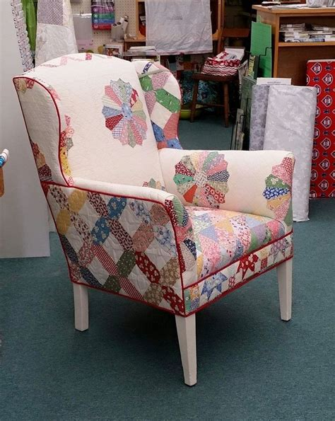 Patchwork Upholstered Furniture - 25 best ideas about crochet quilt on shaby