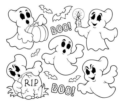 imagenes halloween dibujos dibujos de halloween para colorear im 225 genes halloween