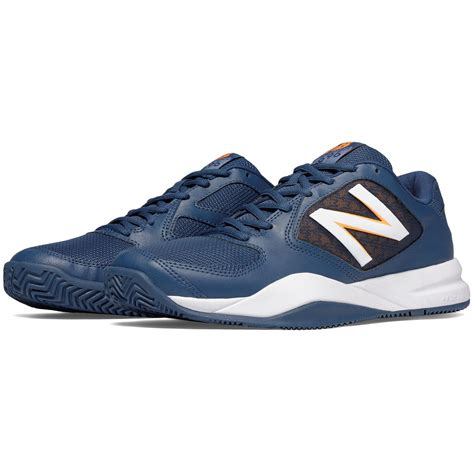 new balance tennis shoes new balance mens 696v2 tennis shoes blue d