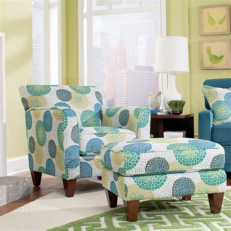 lazy boy chairs with ottomans allegra premier ottoman