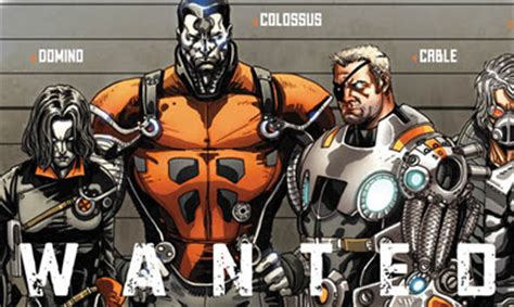 it s a dan s world metal vs muscle domino and colossus