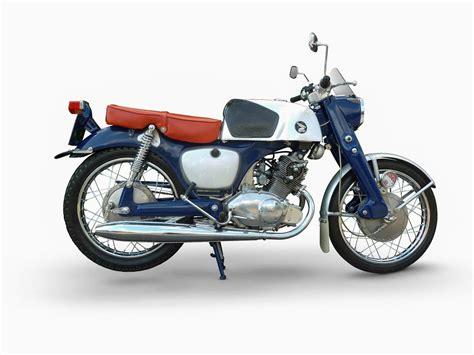 Hersteller Motorr Der 125ccm by Honda Cb 92 Sport Die Flotte Rennfeile