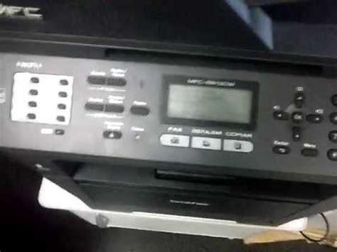reset impressora brother mfc j430w reset do toner impressora mfc 8912dw youtube