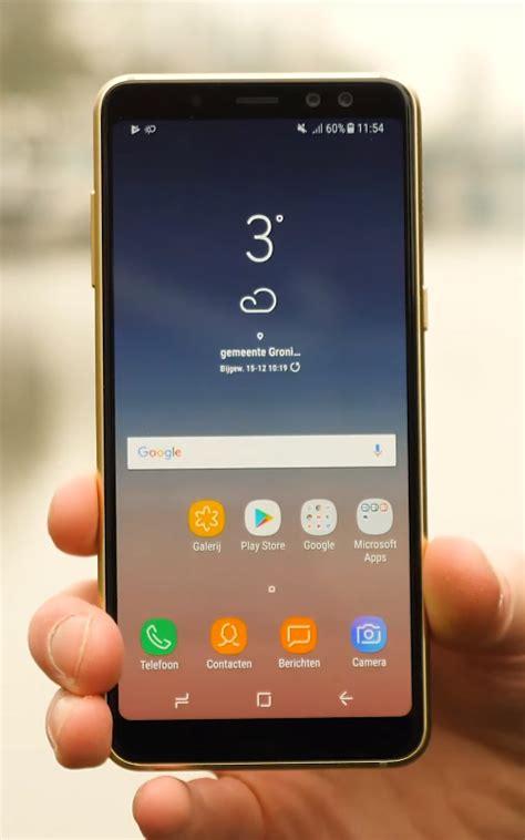 Samsung A8 Pro 2018 samsung galaxy a8 2018 pictures official photos whatmobile