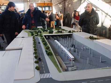 cocheras metro cuatro caminos desbloqueado el proyecto de las cocheras de cuatro caminos