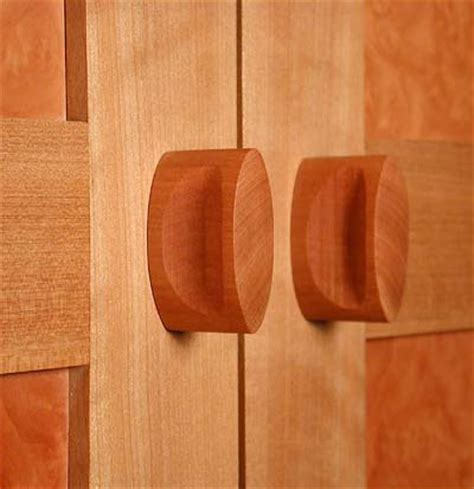 Wooden Knobs And Pulls by Sawmillcreek Article 9 Wooden Knobs And Pulls