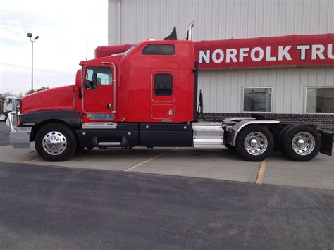 kenworth t600 2007 kenworth t600 stocknum cn1620 nebraska kansas iowa