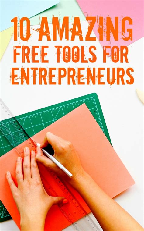 Tools Of Mba by The Best Free Tools For Entrepreneurs Mba Sahm