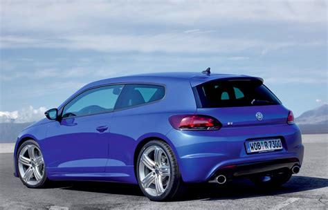 volkswagen scirocco r 2012 blue cars auto car