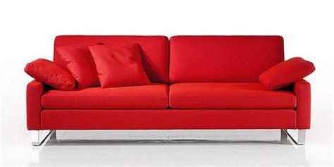 divano in pelle rosso divano in pelle divano in tessuto modello romina