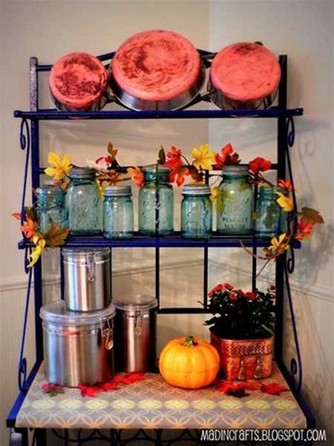 craft ideas to decorate home 22 simple fall craft ideas and diy fall decorations