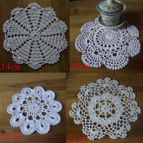 Handmade Crochet Designs - aliexpress buy handmade crochet pattern doily